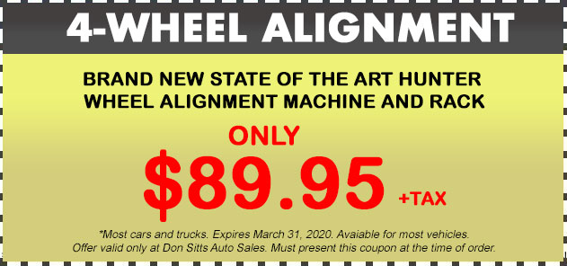 alignment coupon akron ohio